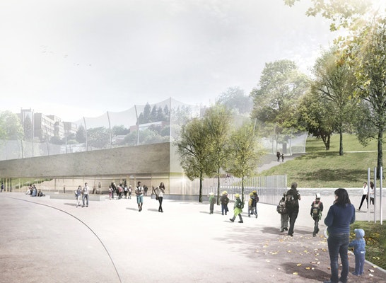 Result deutsche schule bilbao dsb colegio alem for Dsb landscape architects