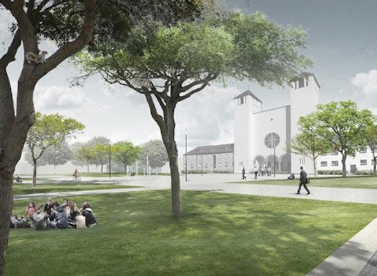 Neugestaltung St Michael Platz Und St 228 Dtebaulicher