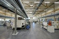 elobau Produktionshalle - Produktion Innen