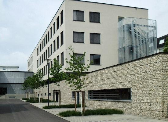 Projekt erweiterung landratsamt heidenheim competitionline - Bfk architekten ...
