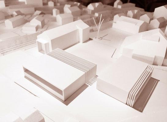ergebnis gemeindebauten competitionline. Black Bedroom Furniture Sets. Home Design Ideas