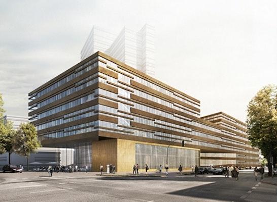 Ergebnis universit t hamburg neuordnung erweiter competitionline - Apb architekten ...