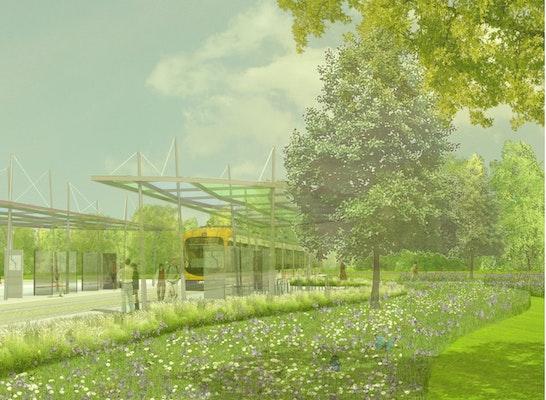 Ergebnis Gestaltung Karlsplatz Competitionline