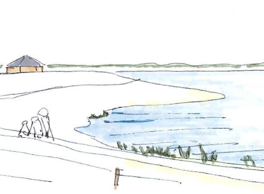 Zuschlag Objektplanung für Gebäude und Innenräume (Los 1): NuBA - Naturschutz- und Bildungszentrum Alfsee
