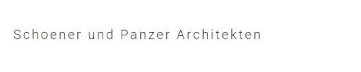 Schoener und Panzer Architekten
