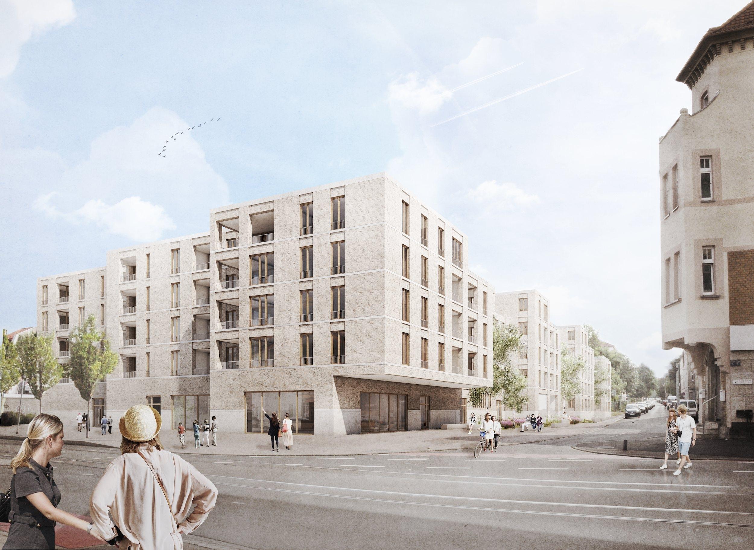 Architekturbüro Erfurt ergebnis: wohnquartier ilversgehofener platz..petitionline