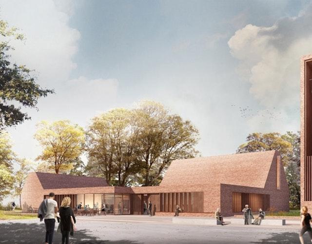 Neues Gemeindezentrum St. Nikolai Stralsund (NGZ St. Nikolai)