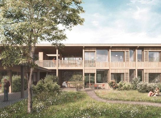 Gewinner: © GÄUMANN LÜDI VON DER ROPP Architekten SIA