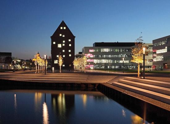 Projekt Quot Neubau Hochschule Rhein Waal Au 223 Enanlage