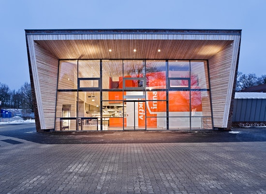 Projekt supermarkt competitionline for Architektur oldenburg