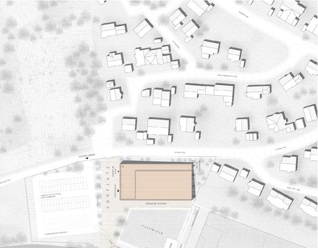 Neubau Mehrzweckhalle in Lauchheim