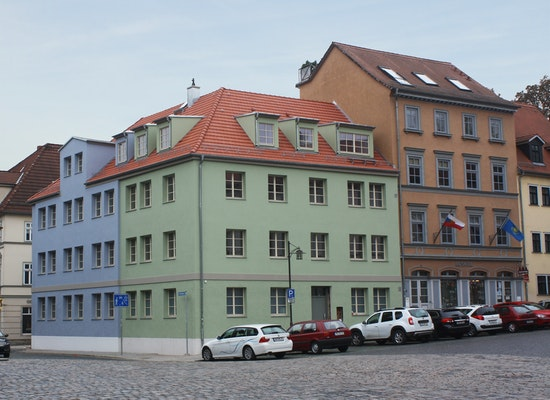 Projekt mehrfamilienhaus schlo gasse in weimar competitionline - Architekturburo weimar ...