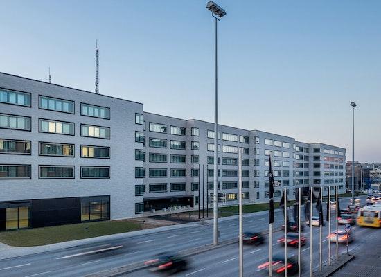 Projekt Quot Neubau Ministeriumsgeb 228 Ude Quot Competitionline