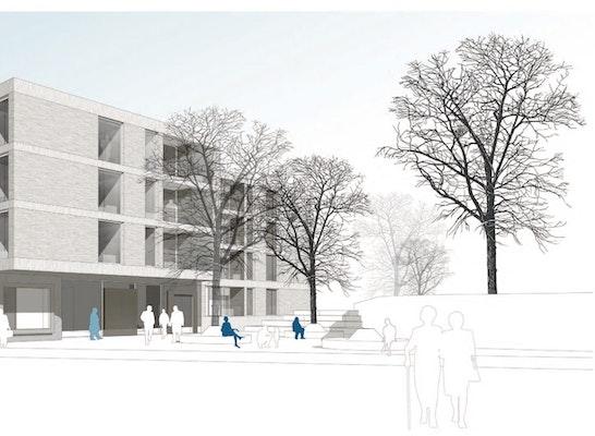 1. Preis: © Halfmann Architekten