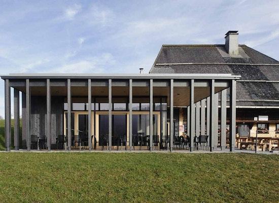 Auszeichnung: Unterkrummenhof, Architekt Werner Sandhaus, © Roy Doberitz
