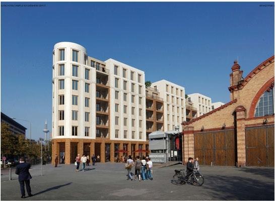 Campus bockenheim depot competitionline for Depot frankfurt am main