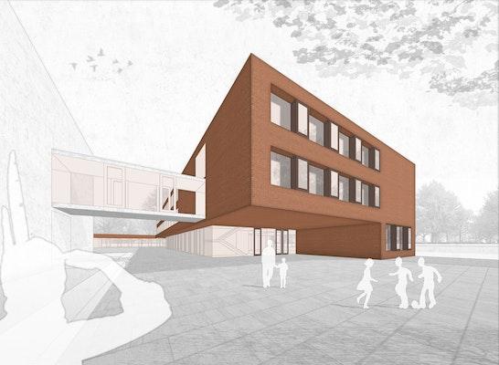 ein 2. Preis Zuschlag: © Bär, Stadelmann, Stöcker Architekten BDA