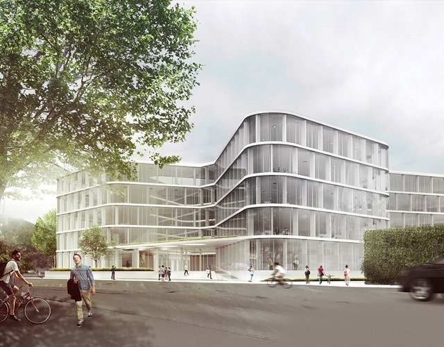 Neubau Bürogebäude – Wuppertaler Stadtwerke (WSW)