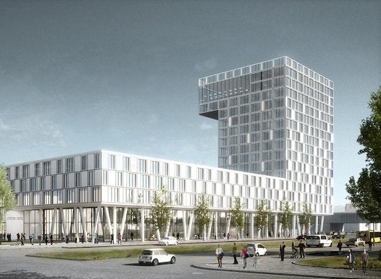 1. Preis: Campus-Hotel Adlershof