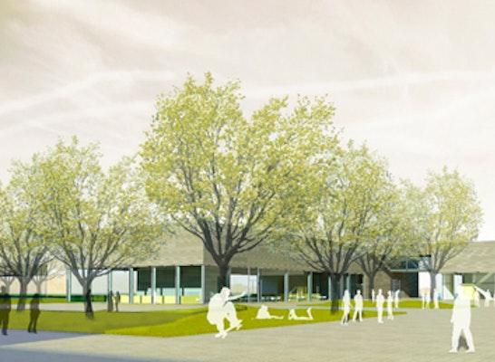 neubau der hochschule hamm lippstadt standort hamm. Black Bedroom Furniture Sets. Home Design Ideas