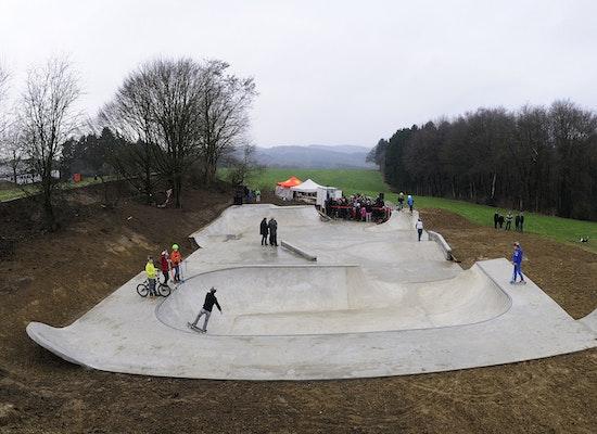 Projekt Quot Skate Und Bikepark Odenthal Eikamp