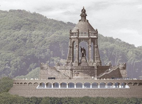 Ergebnis Kaiser Wilhelm Denkmal Competitionline