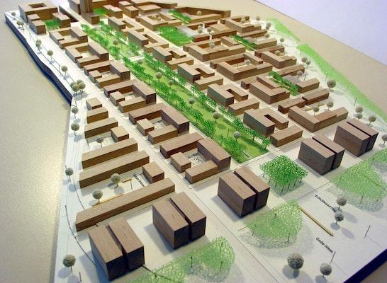 Ergebnis St 228 Dtebaulicher Wettbewerb Quot Wohnquartier