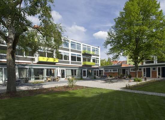 Projekt Quot Baugruppe S 252 Dstadtschule Umnutzung Der D