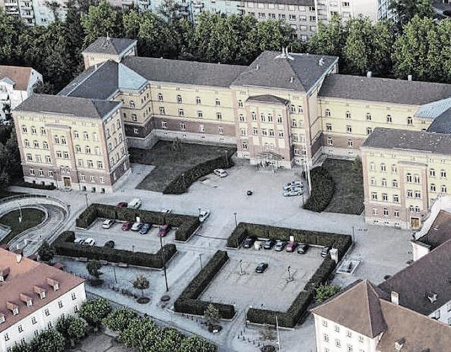 Polizeipräsidium Konstanz, Sicherung, Brandschutz und Sanierung, Architektenleistungen nach Teil 3 Abschnitt 1 HOAI.