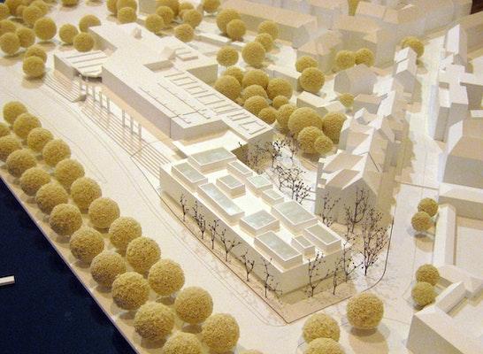 Ergebnis erweiterung sprengel museum hannover for Innenarchitektur in deutschland studieren