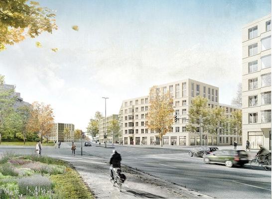 Studio Duplex / Duplex Architekten, Visualisierung FAKT