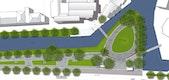 Lageplan Promenade