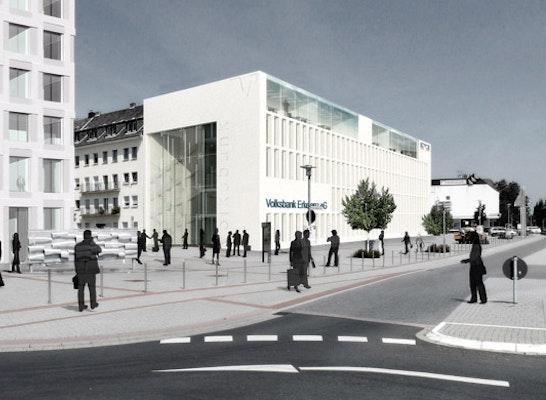 Ergebnis Erweiterung Hauptstelle Volksbank Competitionline