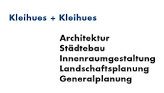 Logo Kleihues + Kleihues Gesellschaft von Architekten mbH
