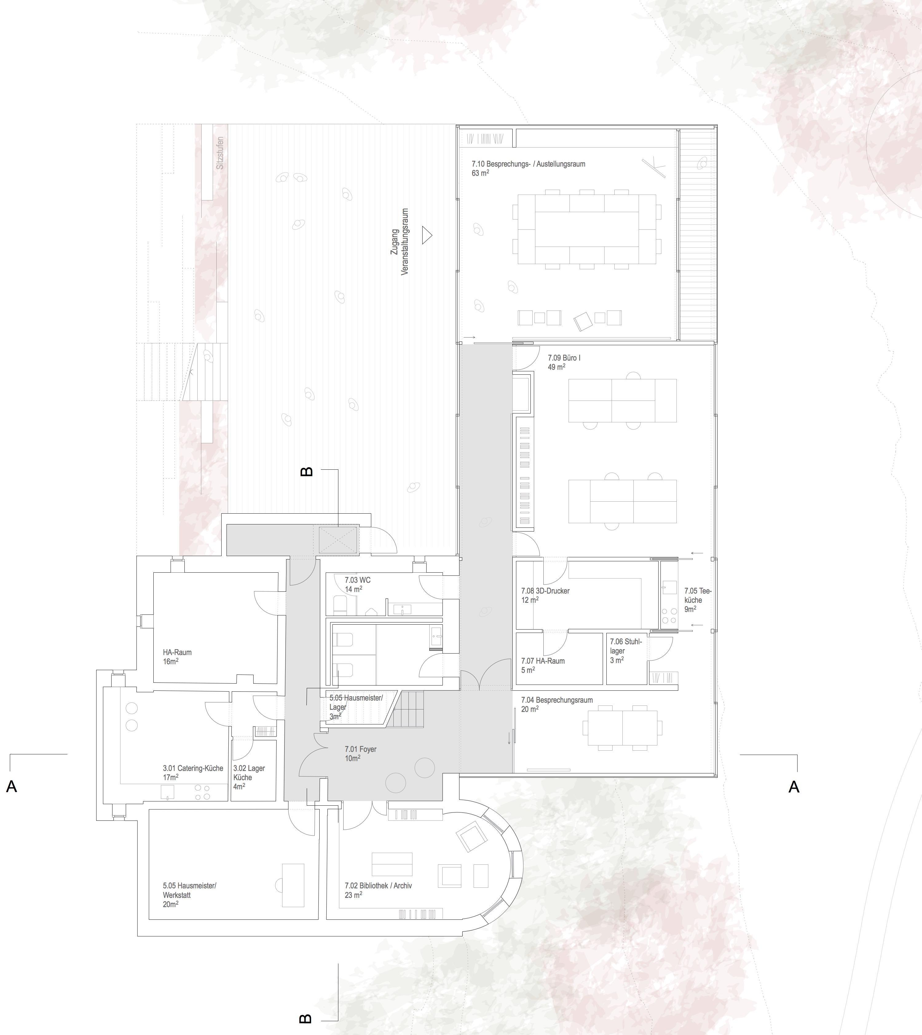 Ankauf Umbau und Erweiterung der JUNG Gründervilla...competitionline