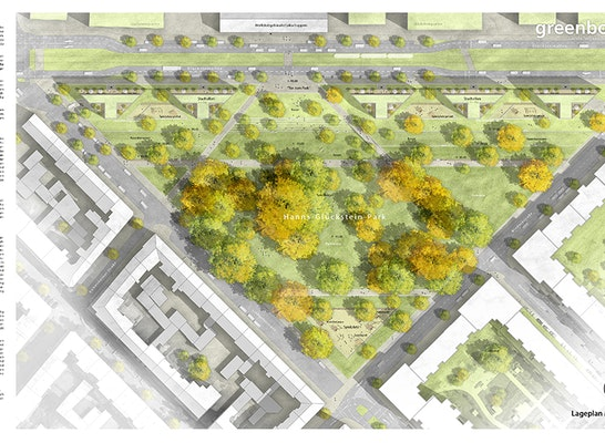 Ergebnis Neugestaltung Des Hanns Gl 252 Ckstein Parks