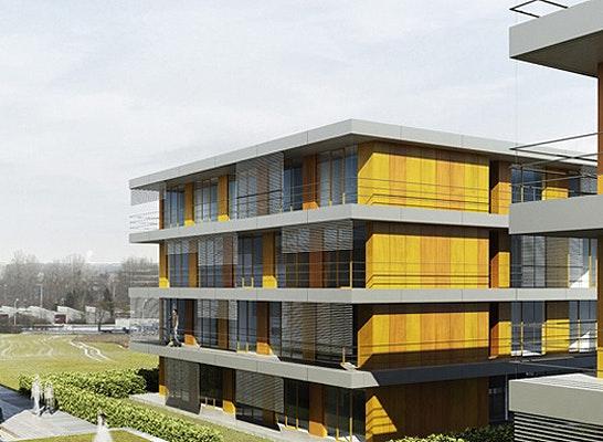 Ergebnis Neubau Eines Studentenwohnheimes In Weiden