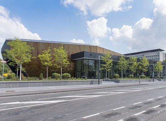 Projekt Quot Neubau Stadthalle Troisdorf Quot Competitionline