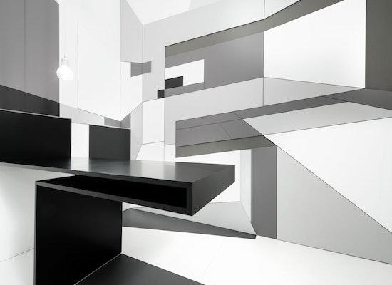 projekt testbild bildraum competitionline. Black Bedroom Furniture Sets. Home Design Ideas
