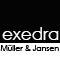 exedra Müller & Jansen Landschaftsarchitekten
