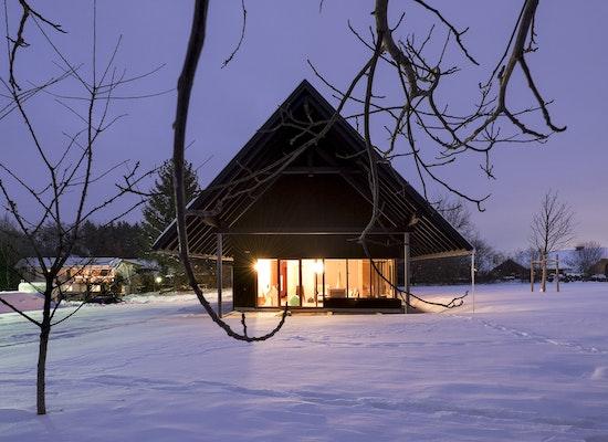 Preisträger Wohnbauten: Haus St. Peter in der Au, bogenfeld ARCHITEKTUR, © Violetta Wakolbinger