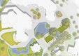 Detailplan Textilgarten und Fritz-Gressard-Platz