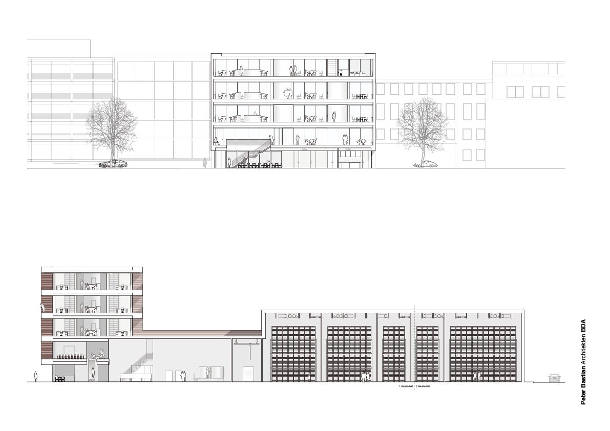 ein 3. Preis Neubau einer Schaukäserei am Hafen...competitionline