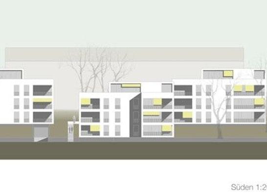 Ergebnis Neubau Wohnanlage Wallmenich Haus Destouc