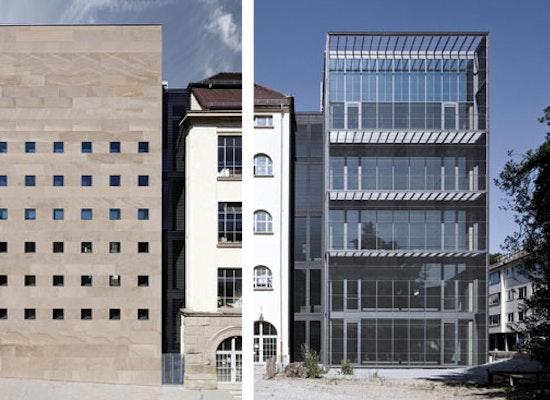 Projekt Quot Erweiterung Hochschule Pforzheim Fakult 228 T