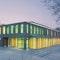 Sporthalle Loogestraße, Neubau einer Dreifeldhalle für das Gymnasium Eppendorf