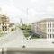 Perspektive Humboldt Forum I Visualisierung: Felix Holzapfel-Herziger I © WES LandschaftsArchitektur
