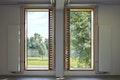 Fenster - Festverglasungen mit Lüftungsklappen
