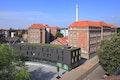 Verwaltung und Altbauten