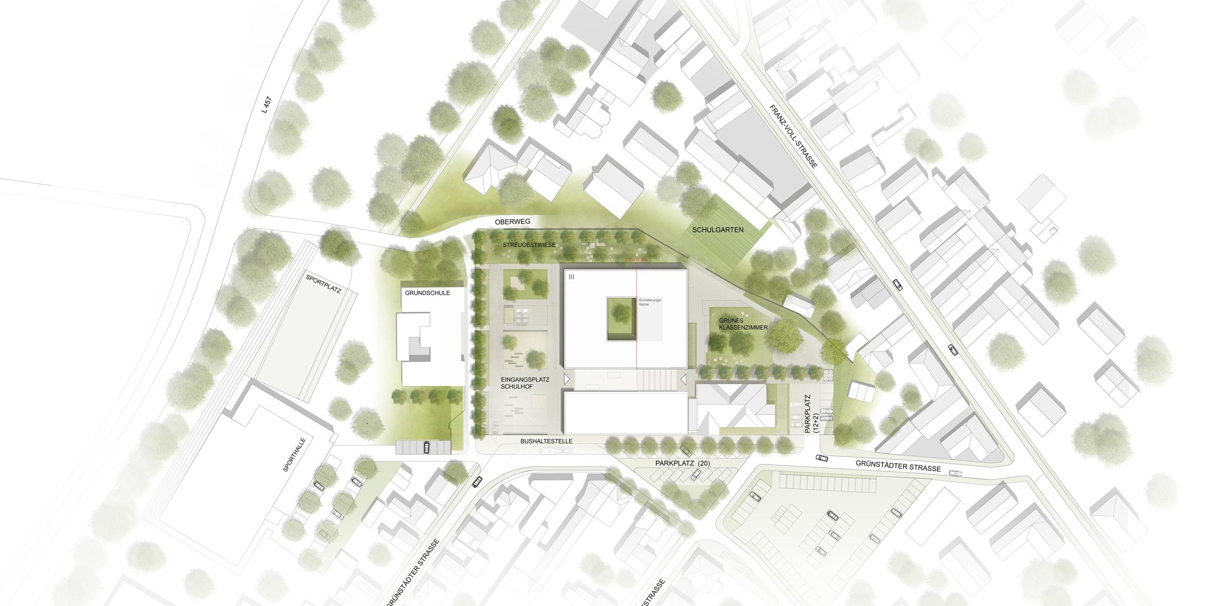 Ergebnis: Neubau der Realschule Plus in Bobenheim-Ro...competitionline